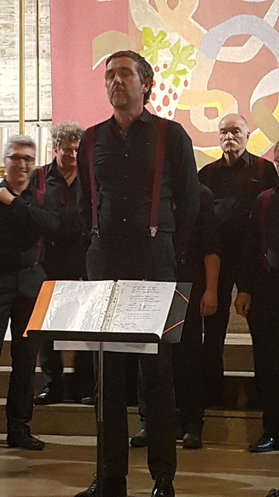 Concert Poly'sons Boga St Simond Aix les Bains