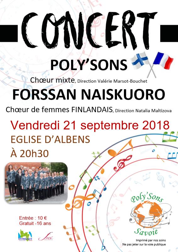 Affiche concert 20180624