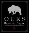 Logo caquot carre noir